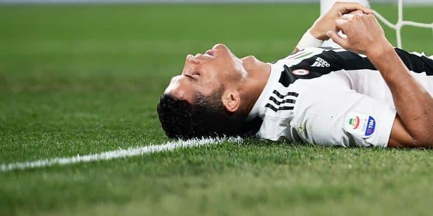 Cristiano Ronaldo sera encore absent des terrains - La Libre