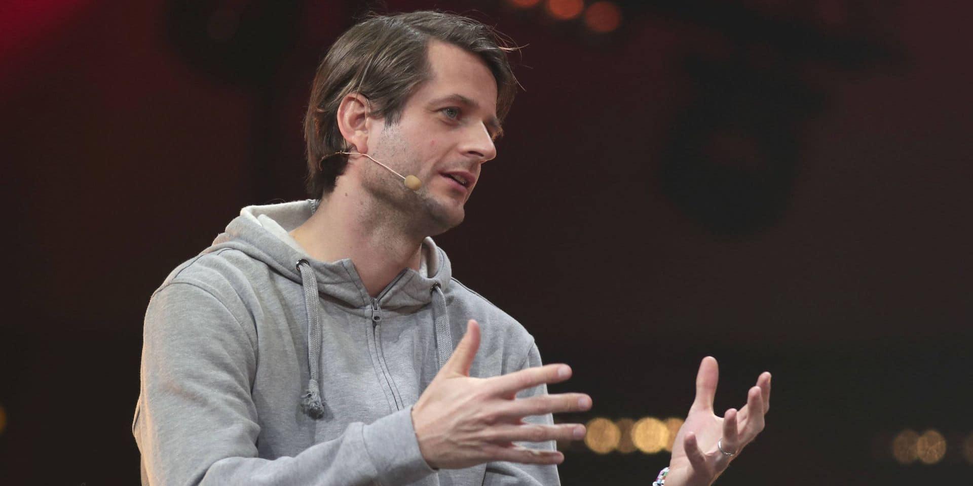 Sebastian Siemiatkowski a cofondé Klarna avec Niklas Adalberth et Victor Jacobsson en 2005. Il dirige la fintech depuis 2010.