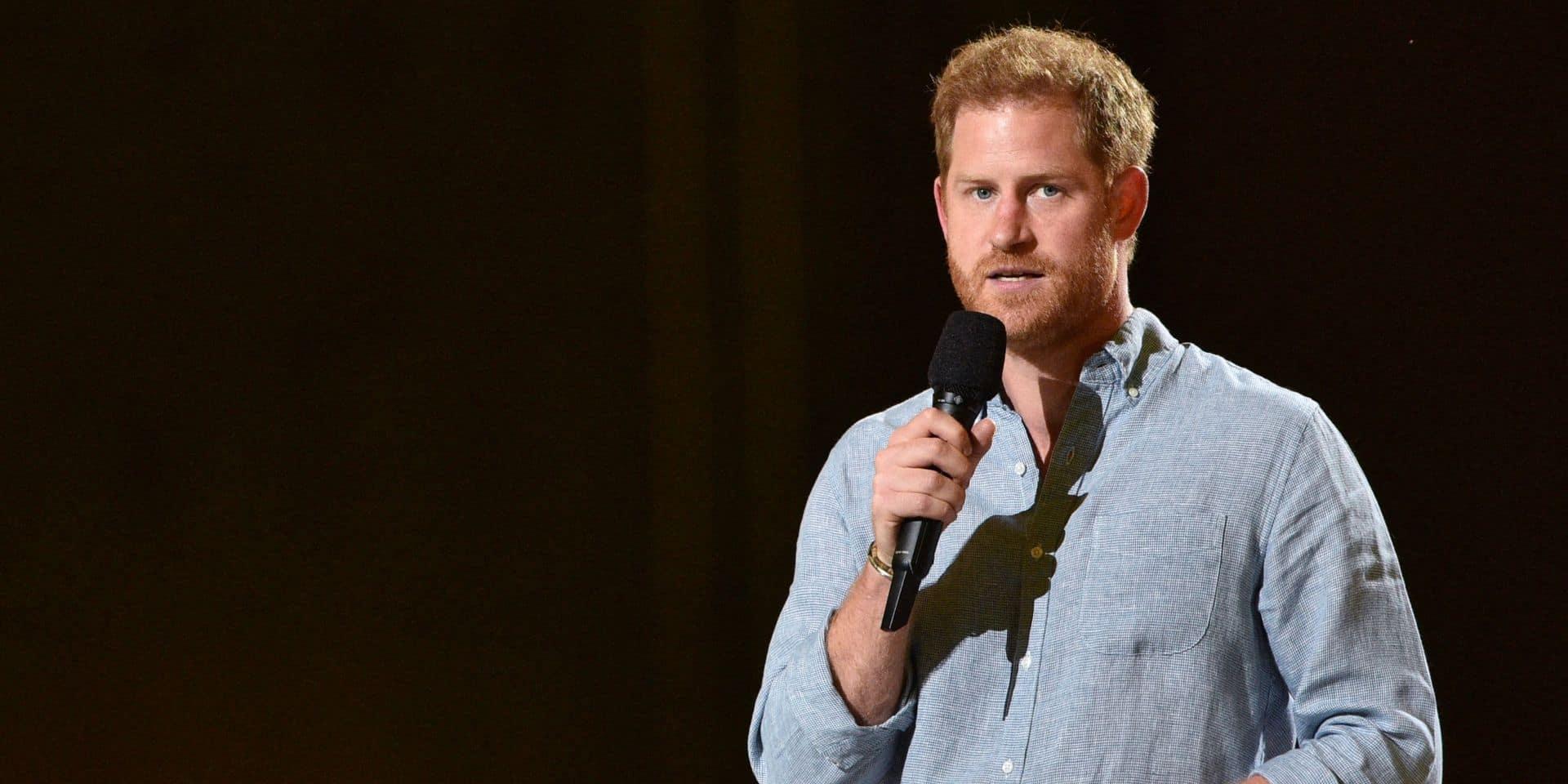 """""""Une indifférence totale"""": le prince Harry persiste et signe sur le manque d'empathie de sa famille"""