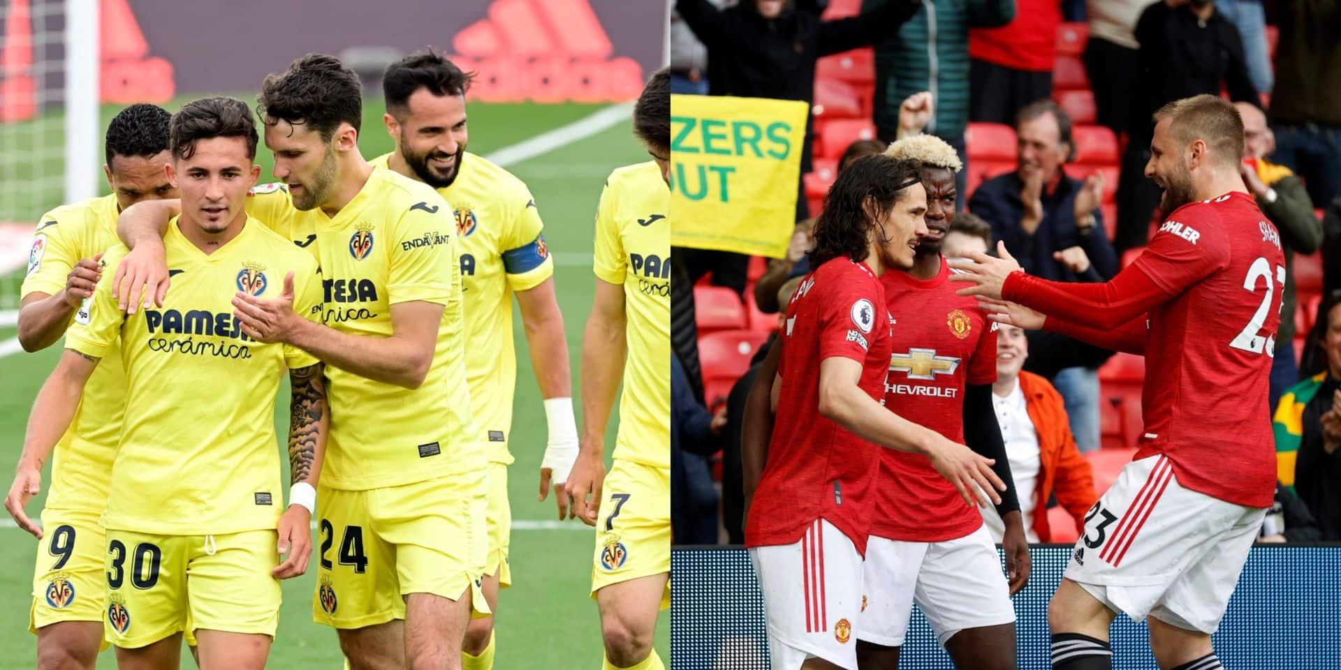 Au bout du suspense, Villarreal vient à bout de Manchester United aux tirs au but et remporte l'Europa League (1-1, t.a.b. 11-10)