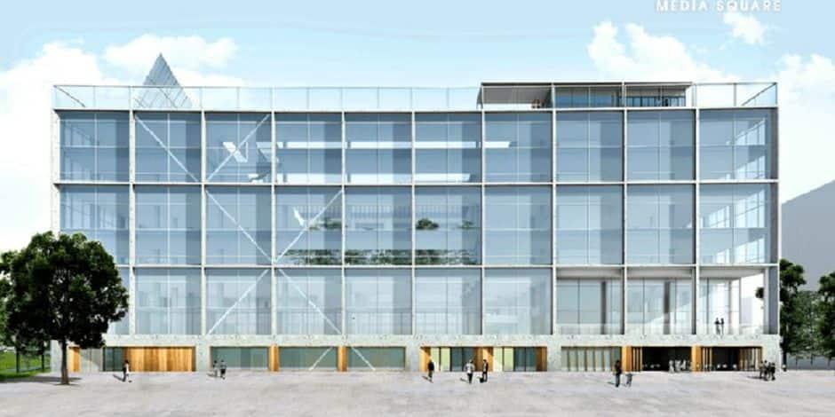 L'entreprise Valbesina décroche le contrat de construction du futur RTBF Media Square pour 100 millions d'euros