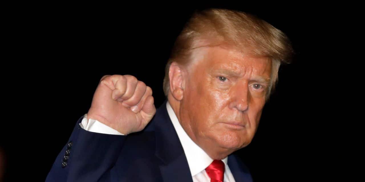 En cas de réélection, Trump pourrait décider le retrait des Etats-Unis de l'Otan