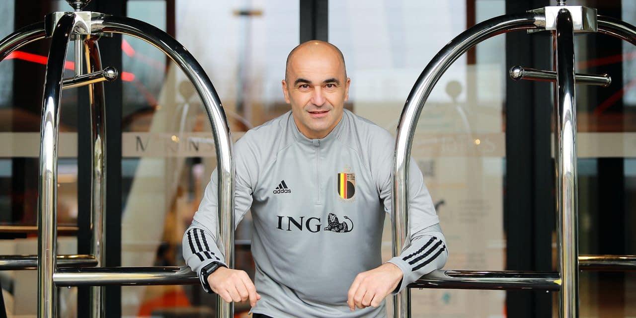 """Roberto Martinez: """"J'ai aimé la réaction de Romelu vis-à-vis de Zlatan"""" - lalibre.be"""