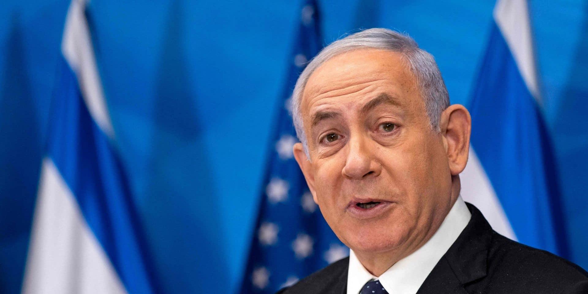En Israël, les pourparlers pour un gouvernement anti-Netanyahou s'intensifient