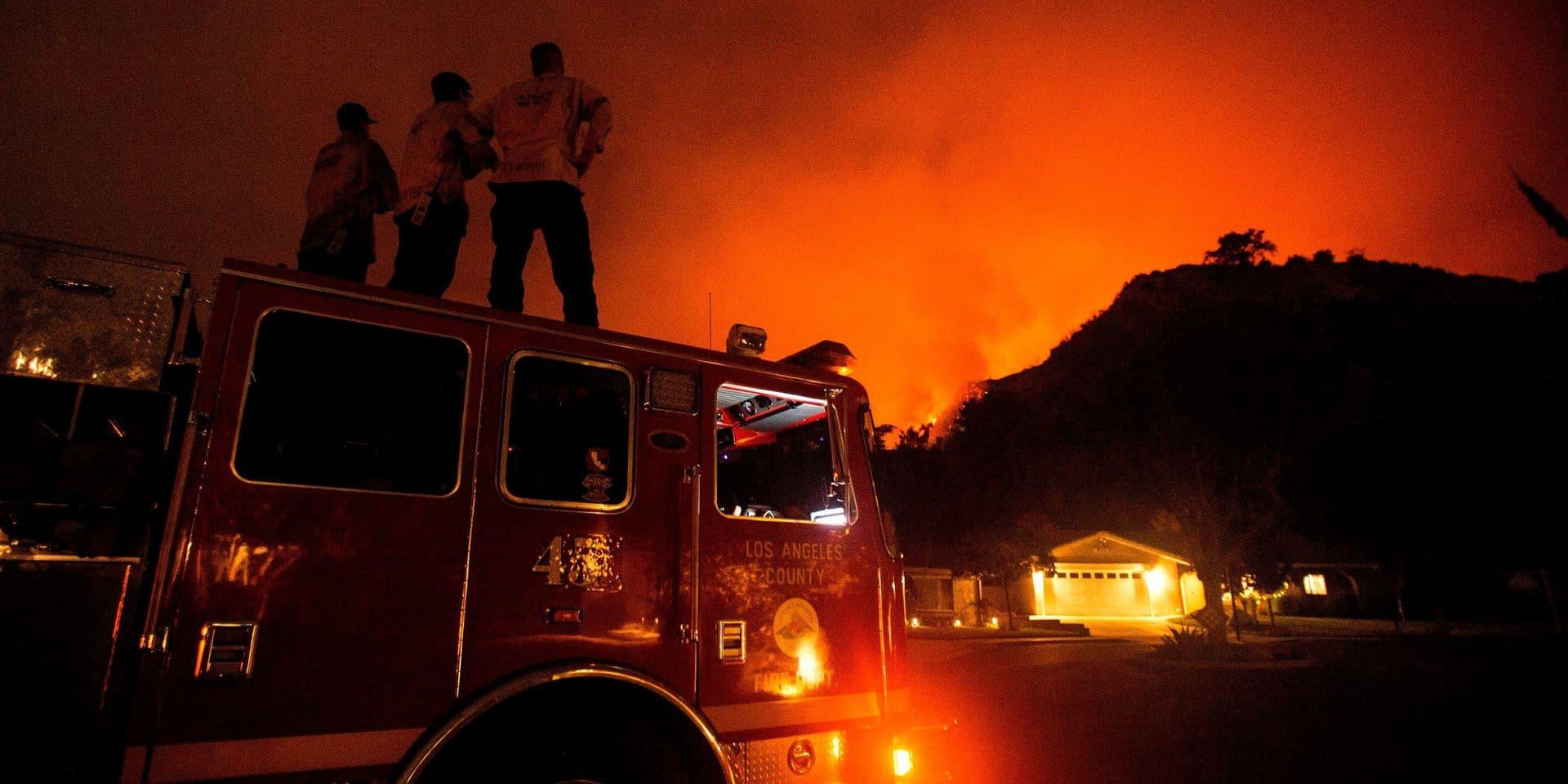 Incendies en Californie: un observatoire historique menacé par les flammes aux portes de Los Angeles