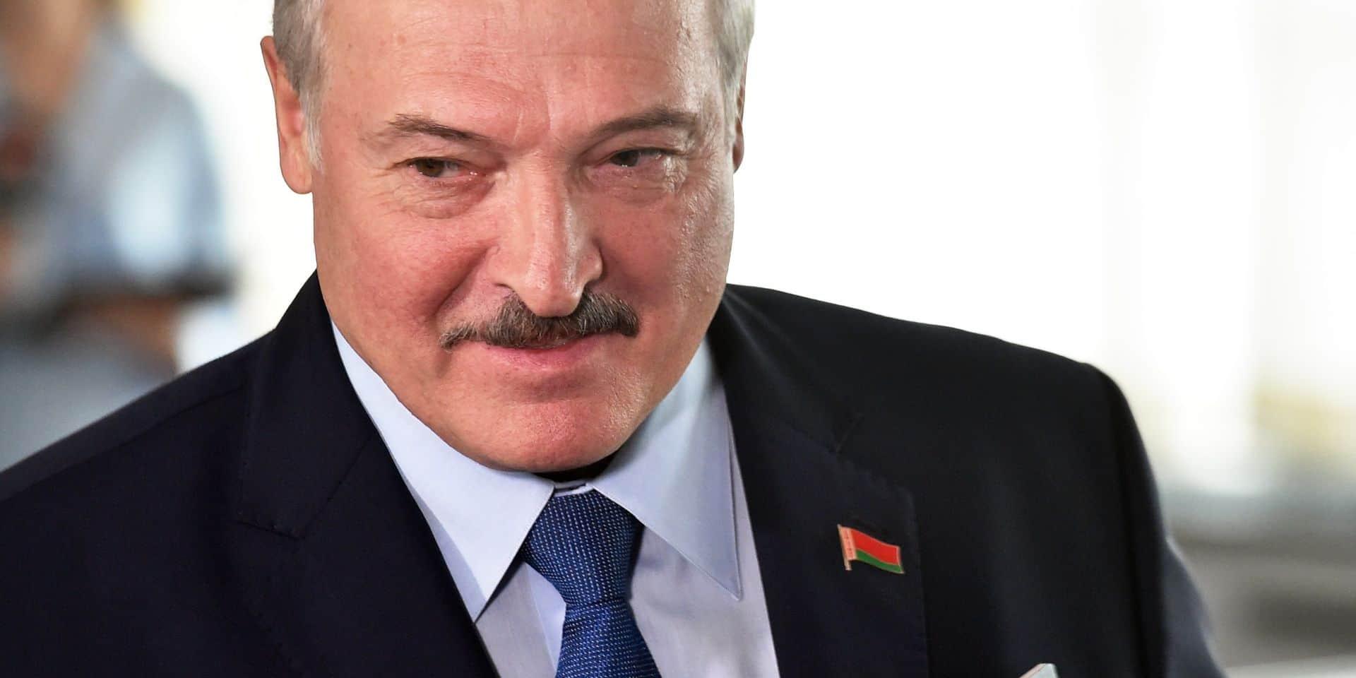 Biélorussie: Loukachenko rejette une médiation étrangère pour régler la crise