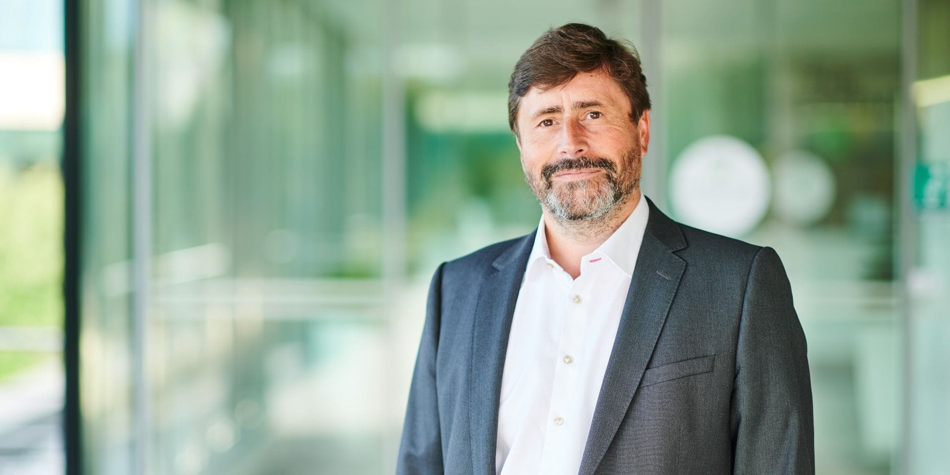 Dominique Galloy, CEO de Sigma Conso.