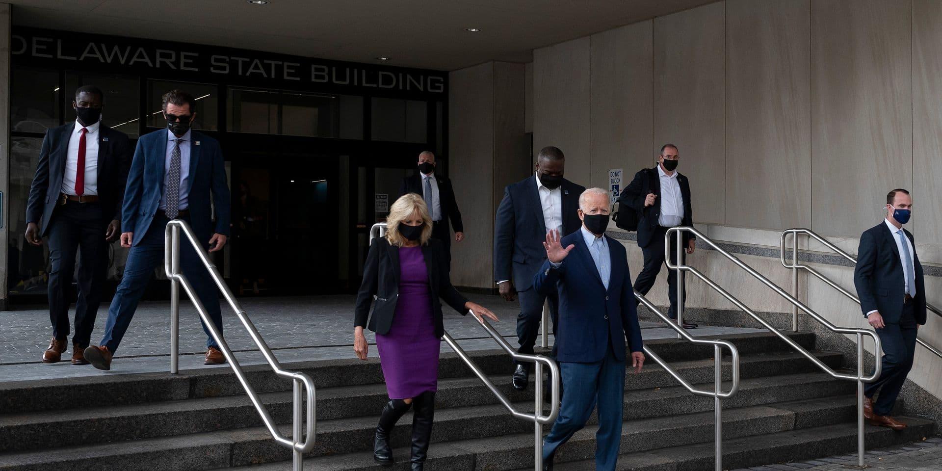 Quand les bottes de la femme de Joe Biden font passer un message à Donald Trump (PHOTOS)