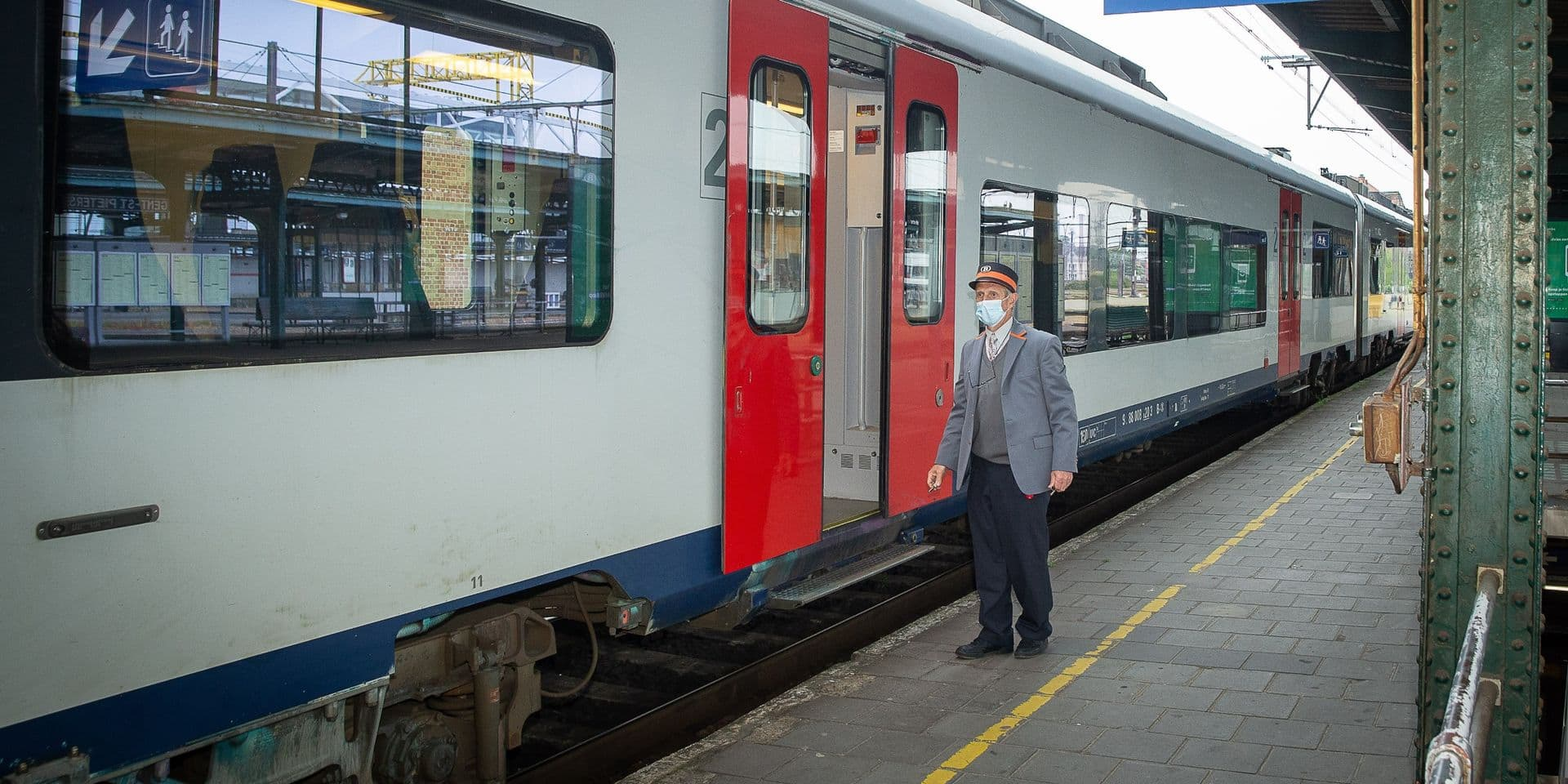 La SNCB adapte son plan de transport dès ce dimanche : des horaires et des parcours seront modifiés