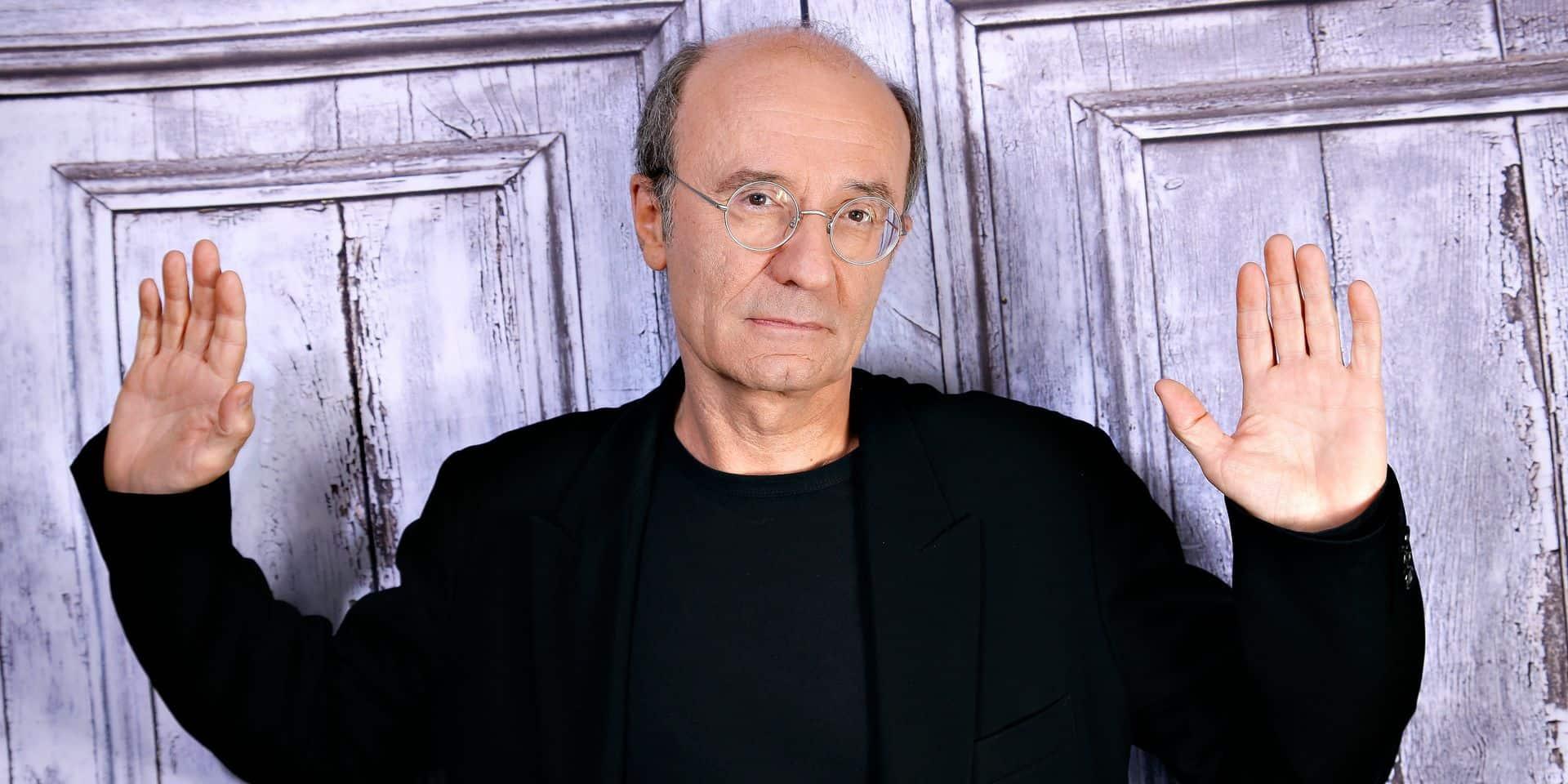 """Philippe Geluck : """"Je suis heurté par les hommages nationaux rendus à Aznavour et Hallyday, deux grands fraudeurs fiscaux"""""""
