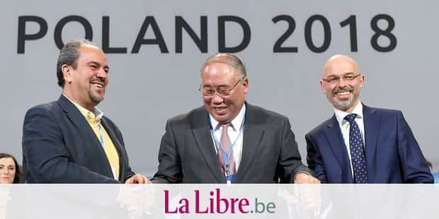 Climat: la communauté internationale adopte les règles d'application de l'accord de Paris
