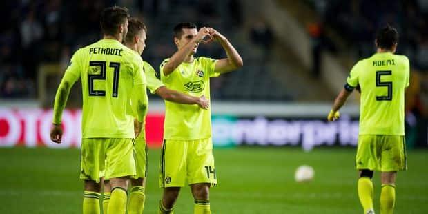Nouvelle désillusion pour Anderlecht: les Mauves concèdent un penalty et s'effondrent contre le Dinamo Zagreb (0-2) - La...