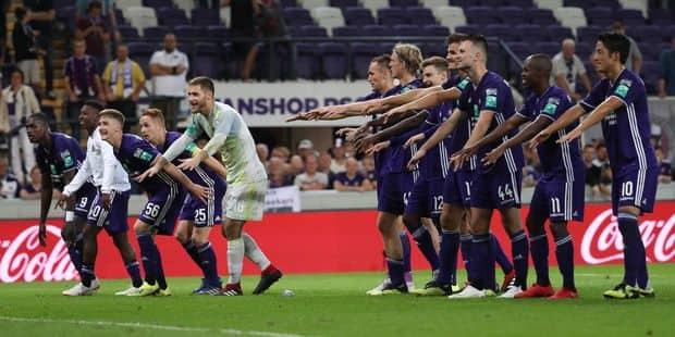 Anderlecht a son nouveau sponsor - La Libre