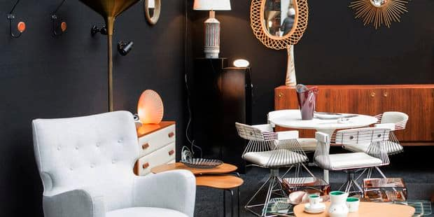 Brussels Design Market Decouvertes Vintage Et Qualite Dans Une Atmosphere Qu On Adore La Libre