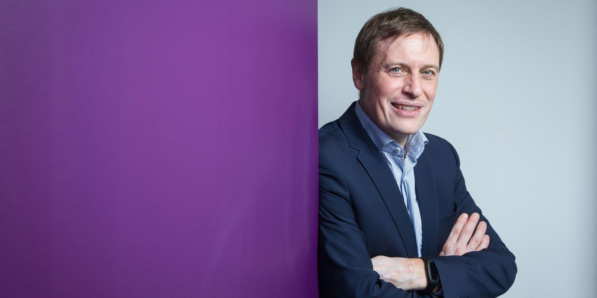 Le CEO de Febelfin devient le patron du Sporting d'Anderlecht