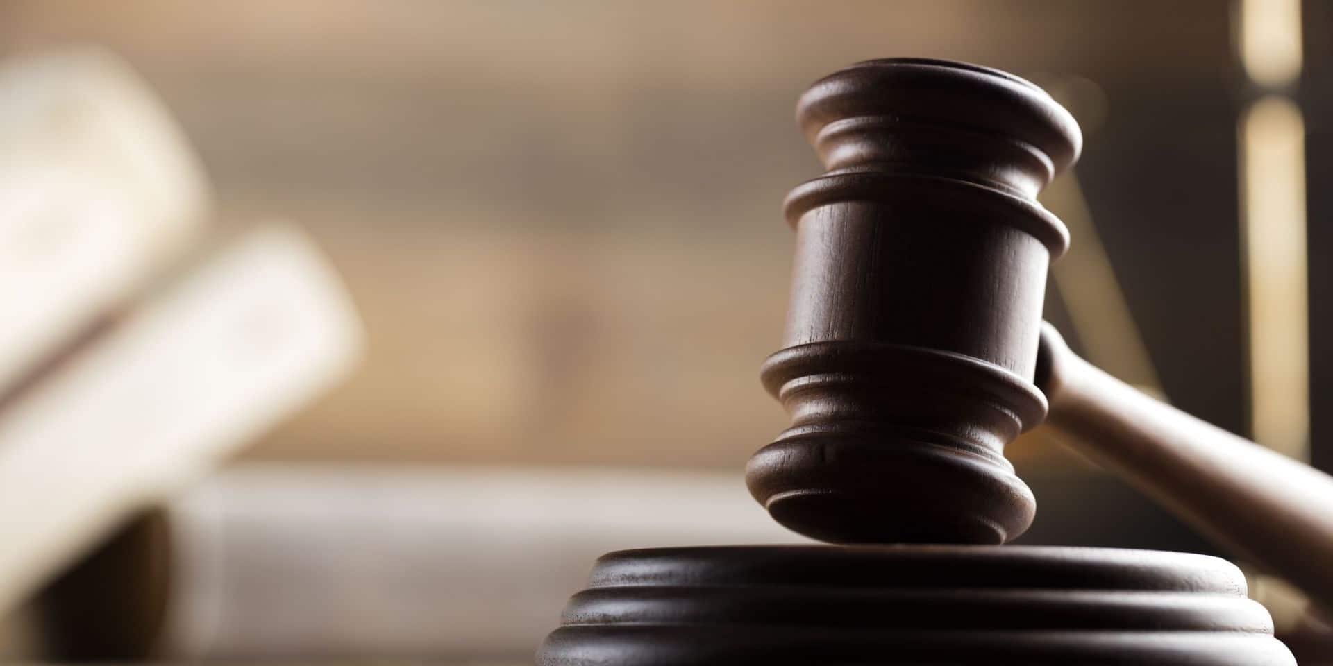 Six ans de prison pour l'homicide involontaire d'un garçon de dix mois