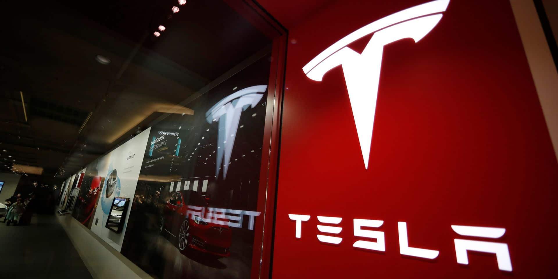 Tesla sur la sellette après un accident avec un véhicule apparemment sans chauffeur