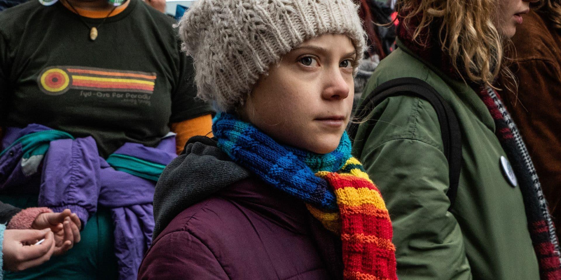 Greta Thunberg de retour là où tout a commencé