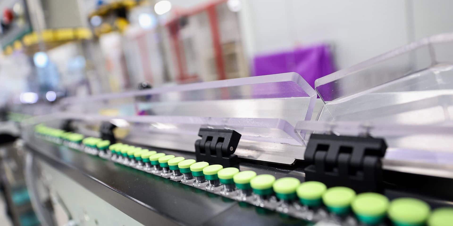 """L'Europe analyse les pistes pour accélérer la production de vaccins : """"Il faut se concentrer sur l'avenir"""""""