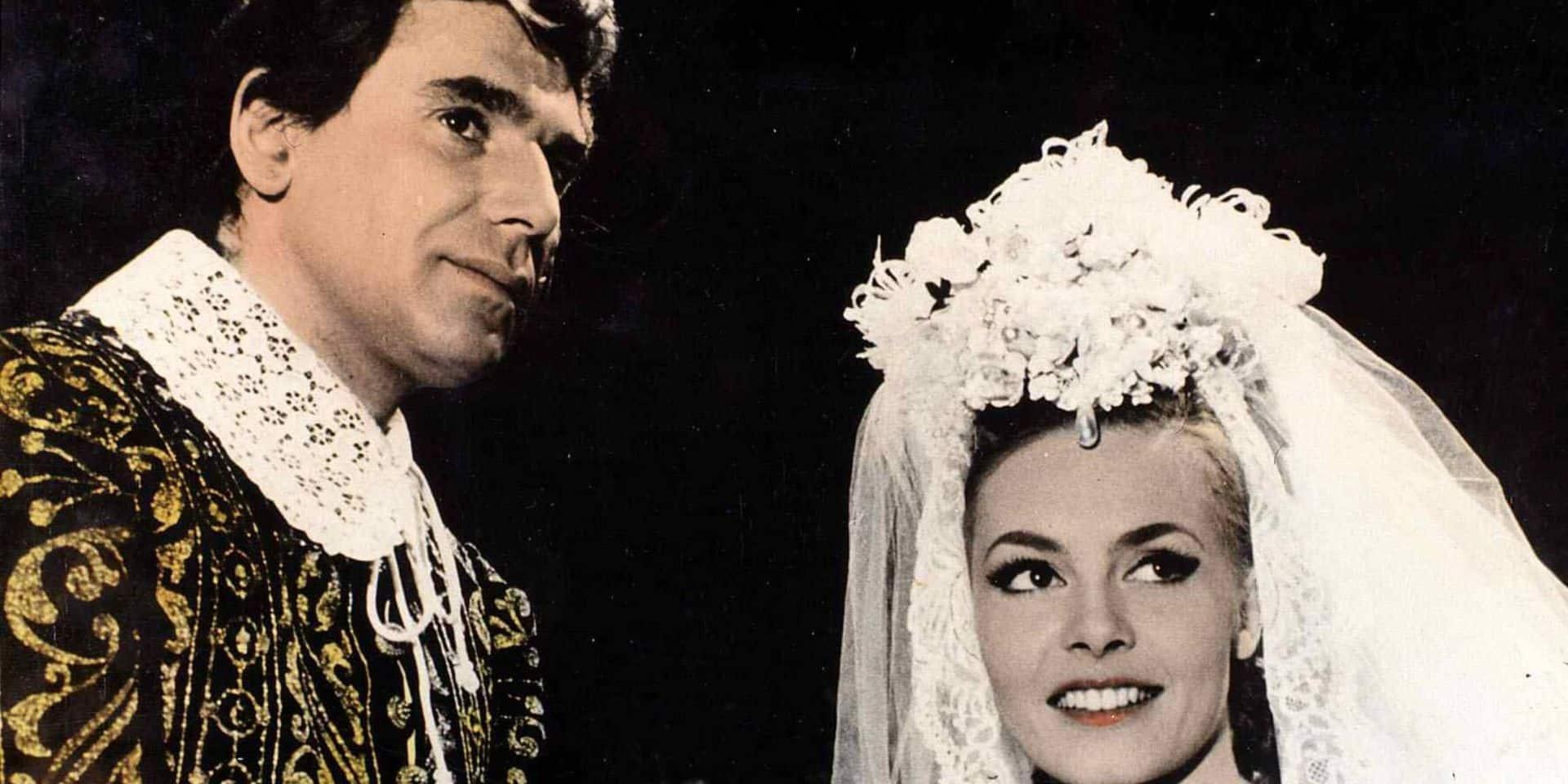 """Robert Hossein ne voulait pas d'""""Angélique"""" et du comte de Peyrac, son rôle le plus connu"""