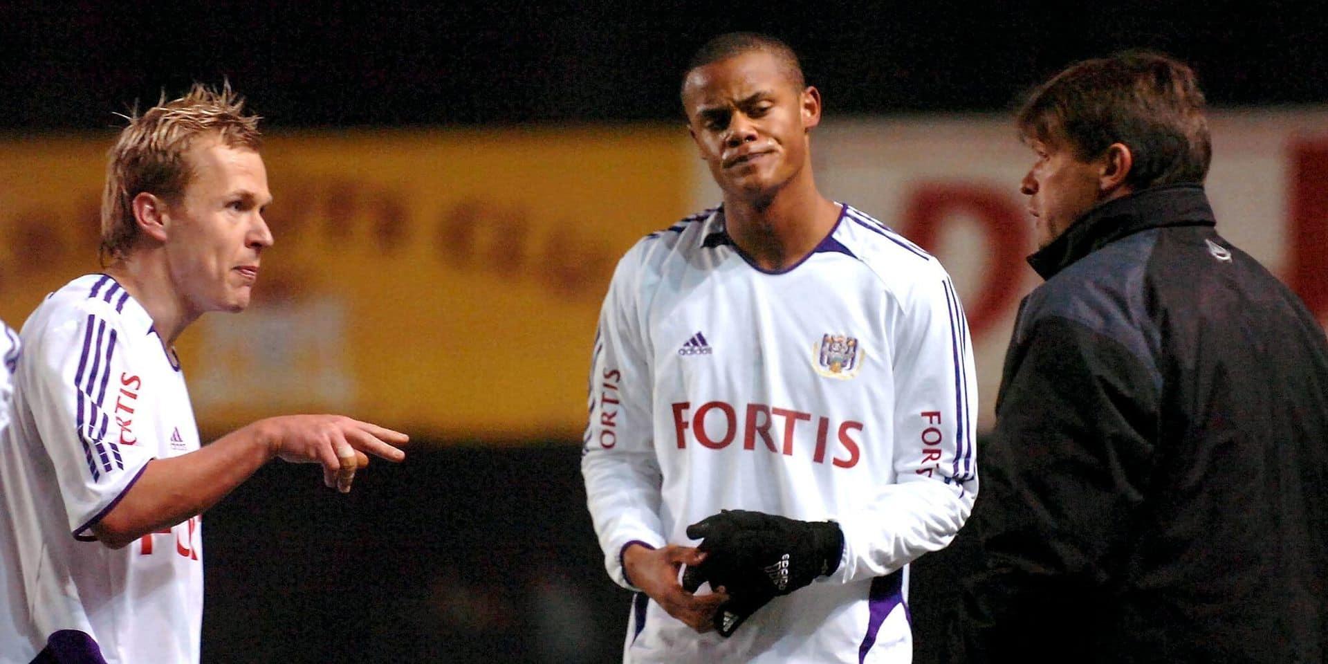 Les jeunes sont bien payés à Anderlecht: Kompany avait déjà 1 million à 17 ans