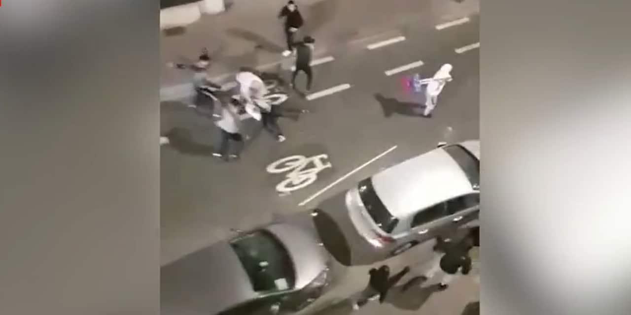 Nouvelles violences à Bruxelles: bagarres entre plusieurs dizaines de jeunes à Anneessens