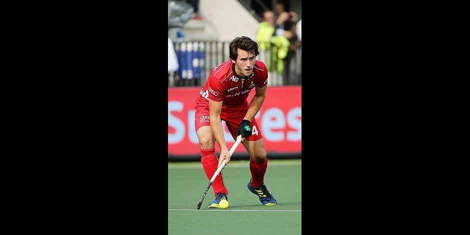 Hockey Arthur Van Doren