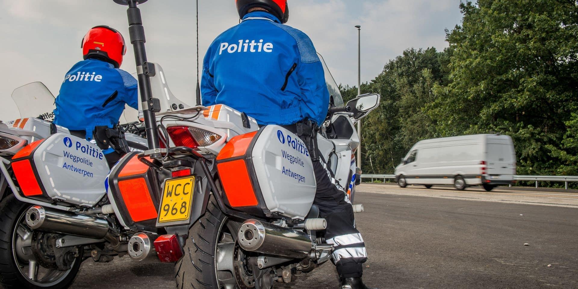 La police organise un nouveau marathon de la vitesse mercredi