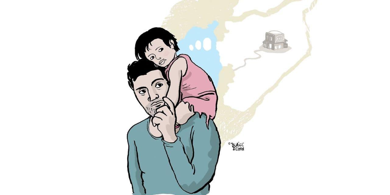 Pas de paix sans le retour des réfugiés syriens