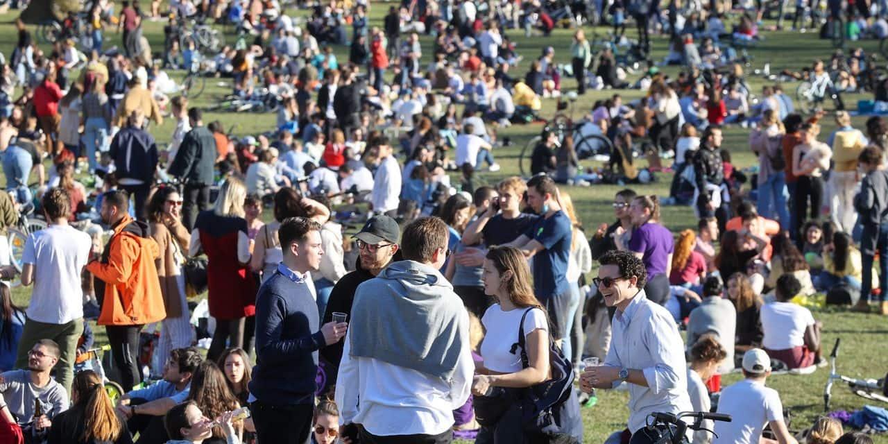 Weekend ensoleillé : la plaine du bois de la Cambre en mode festival ce dimanche - lalibre.be
