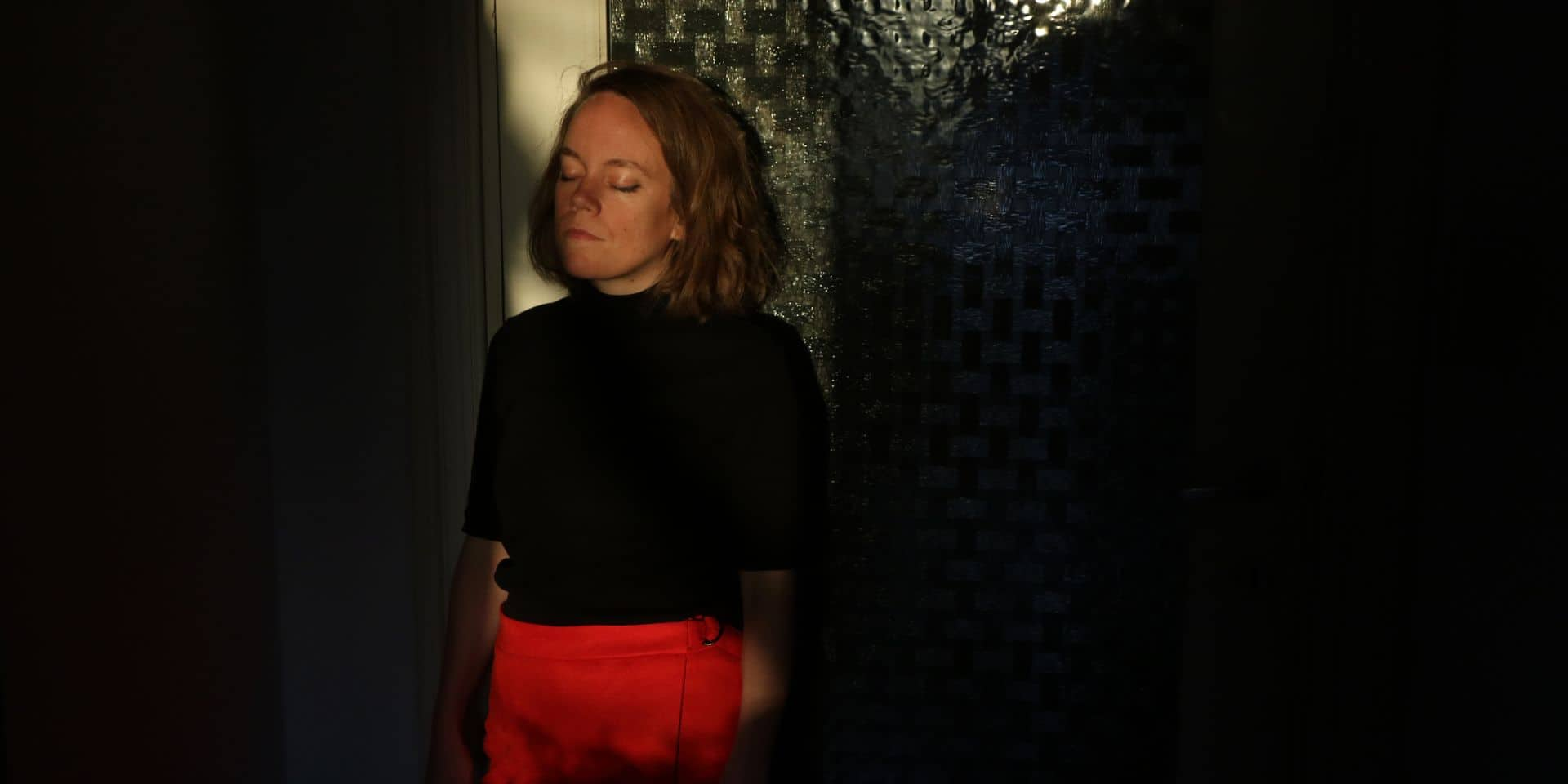 """L'autrice de """"Ça va n'aller"""", Pieterke Mol, poursuit son travail sur les addictions avec le podcast """"Gueules de bois""""."""