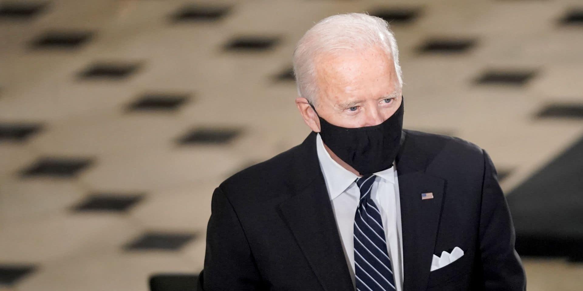 Joe Biden appelle le Sénat à ne pas confirmer la juge Barrett avant la présidentielle