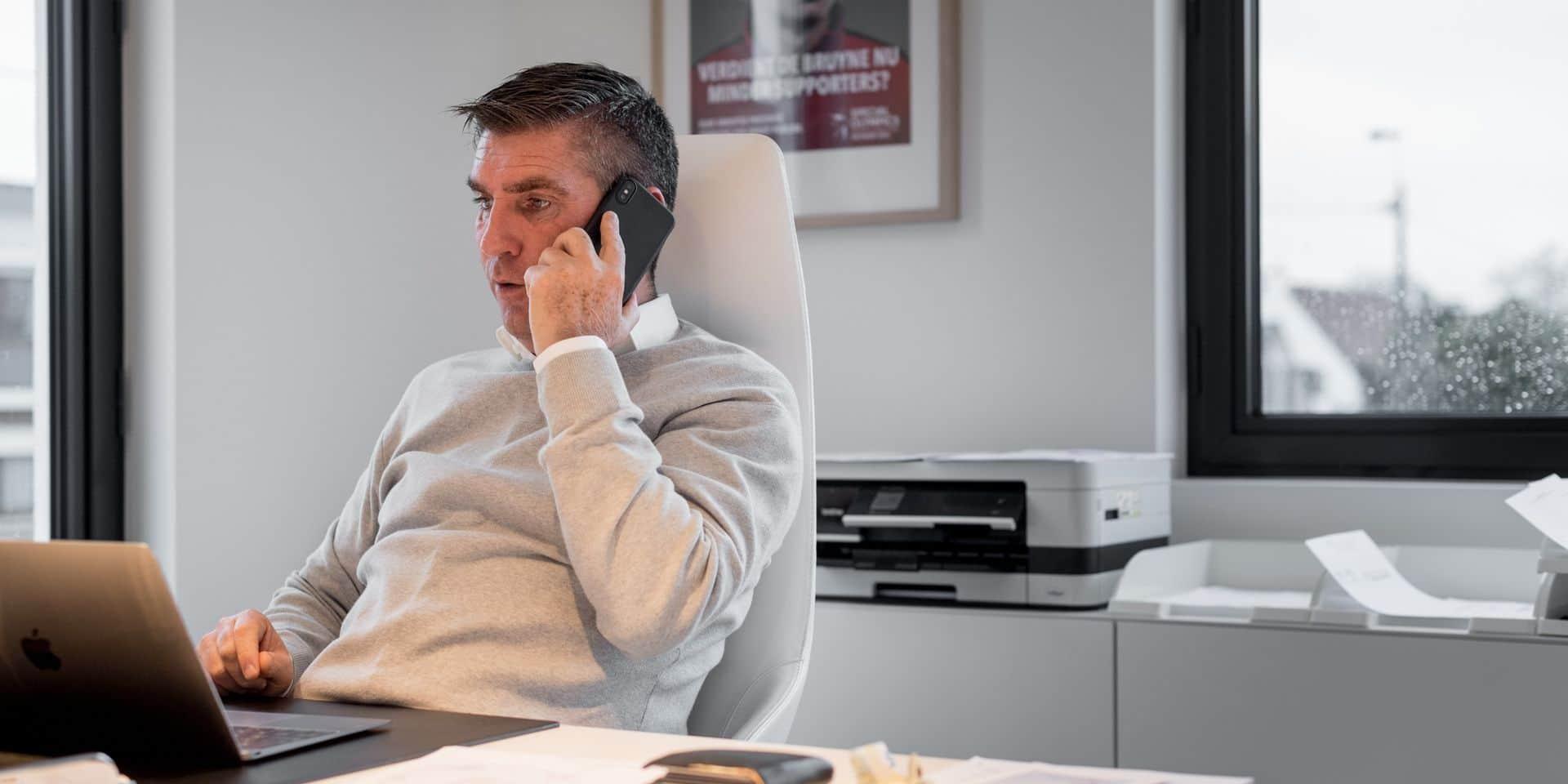 Patrick De Koster, le manager de Kevin De Bruyne, placé sous mandat d'arrêt