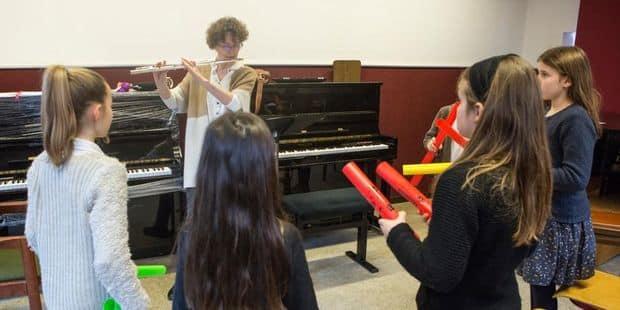 """Affirmer que les académies de musique relèvent de """"l'activité socioculturelle de loisir"""" est mensonger, grossier et dégr..."""