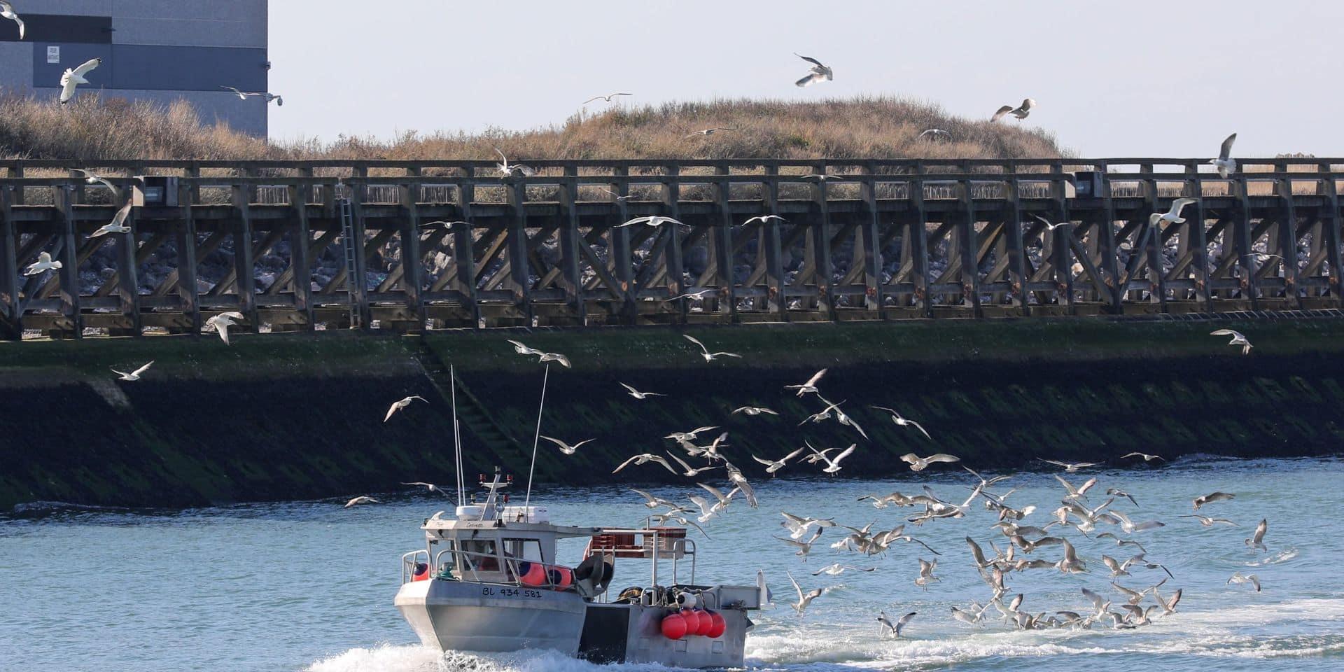 Pêche: les 27 endossent l'accord avec Londres pour les prises en 2021