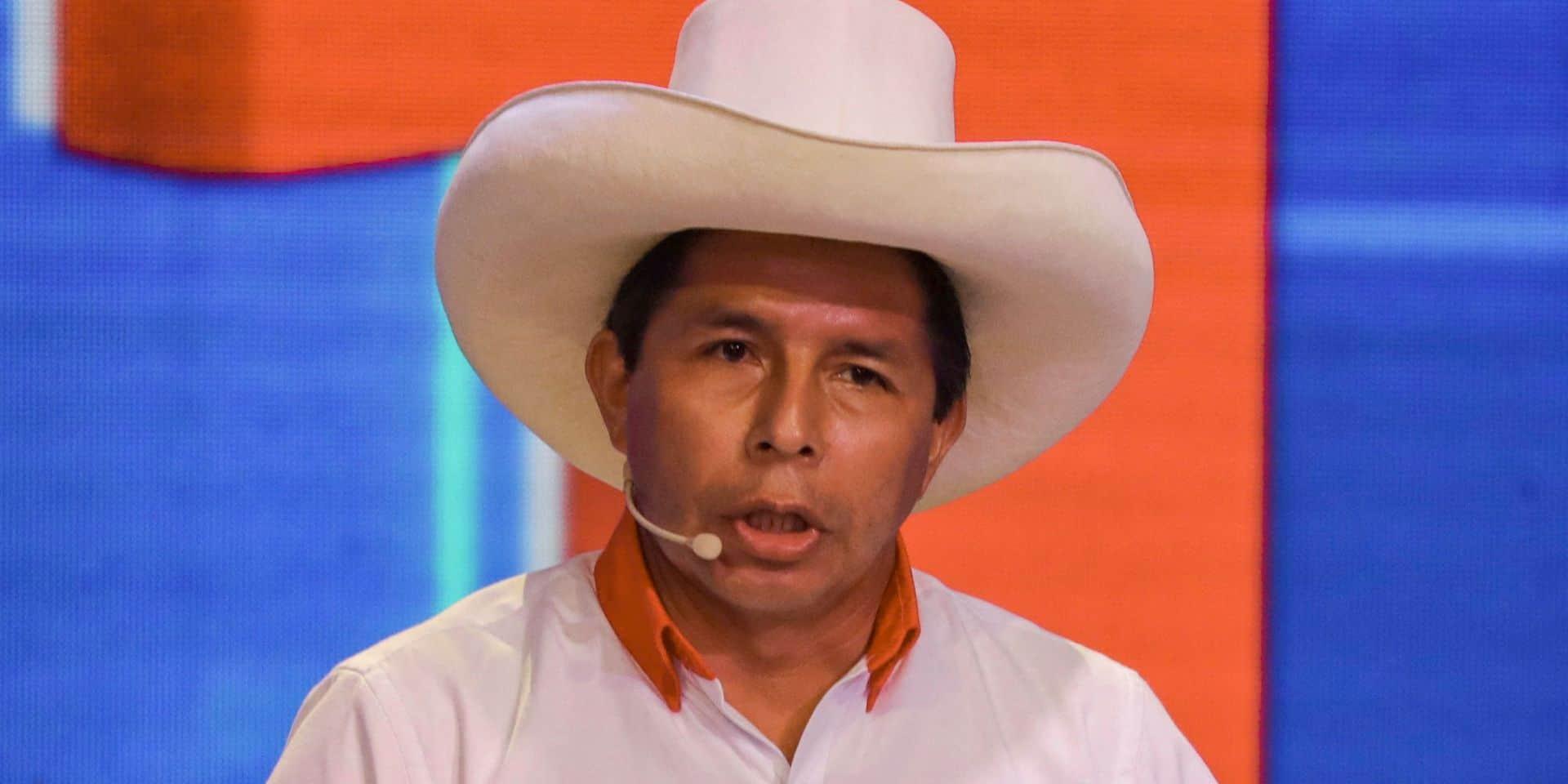 Programme radical et débutant en politique: Pedro Castillo sera-t-il le futur président du Pérou?