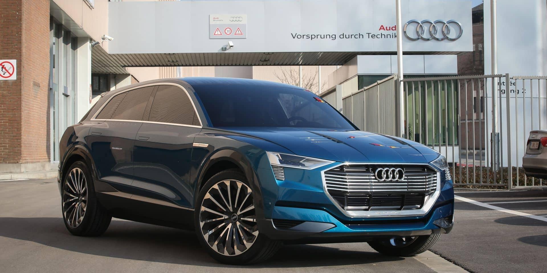 Le chiffre d'affaires d'Audi repasse sous la barre des 50 milliards d'euros