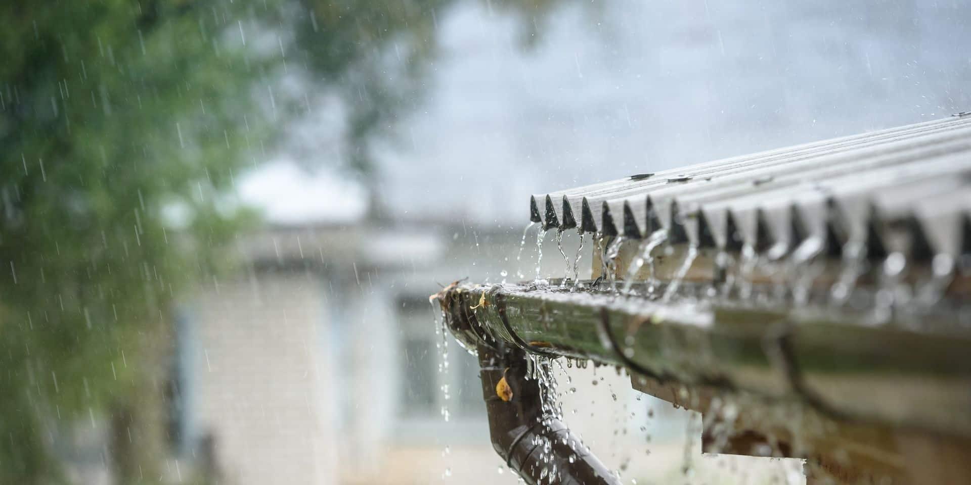 Météo: encore de la pluie en matinée avant le retour d'un temps plus sec