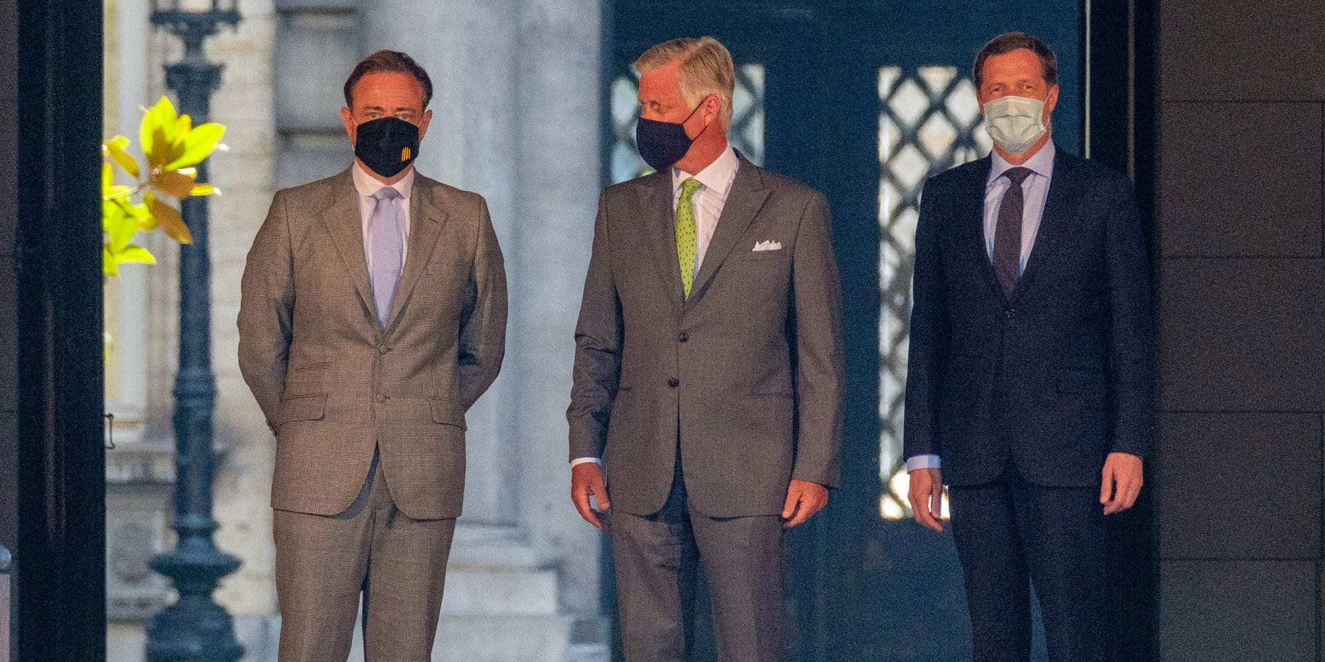 La mission de Paul Magnette et Bart de Wever prolongée, un nouveau rapport attendu le 17 août
