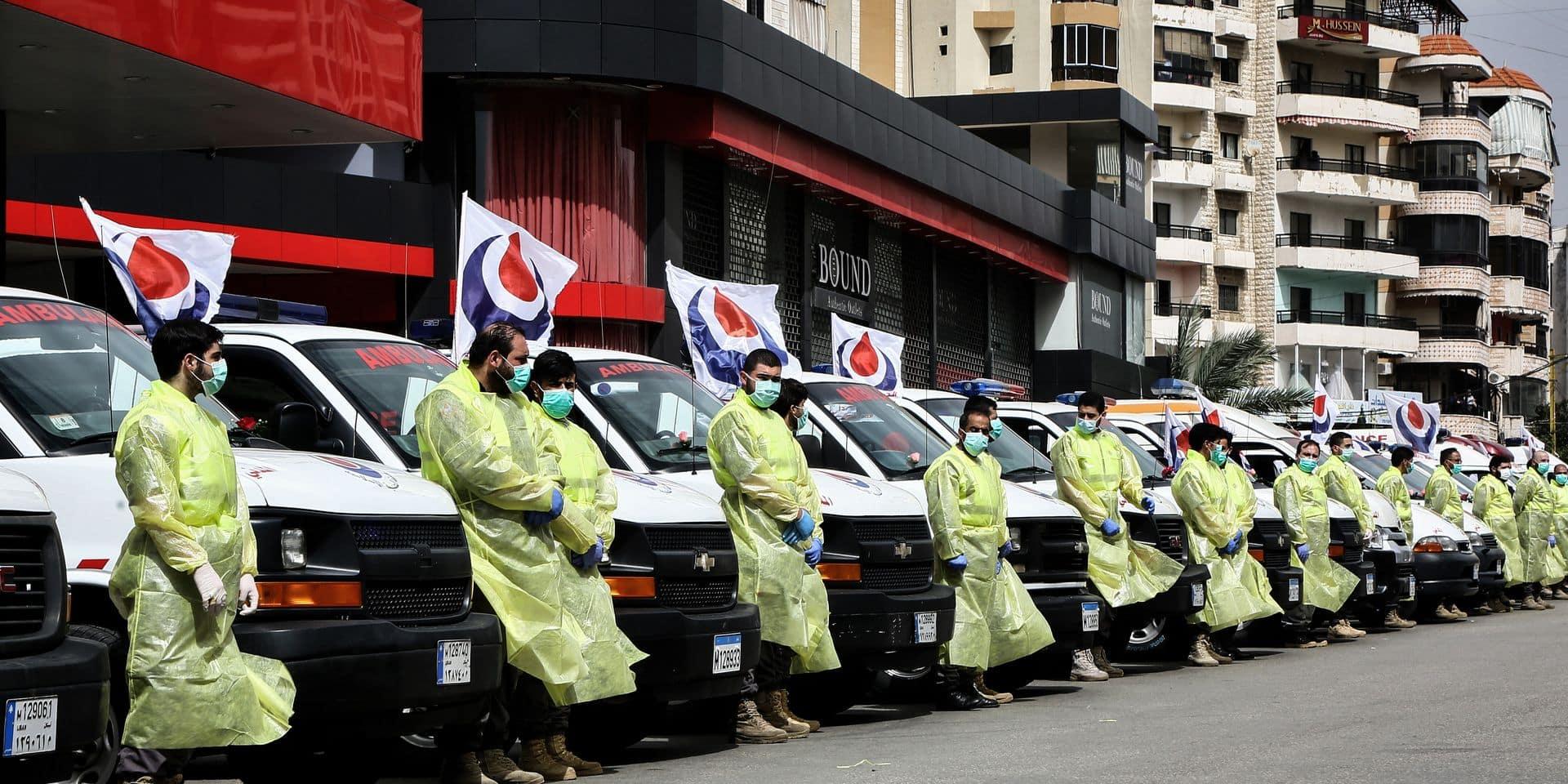 Hezbollah battles Coronavirus outbreak in Lebanon