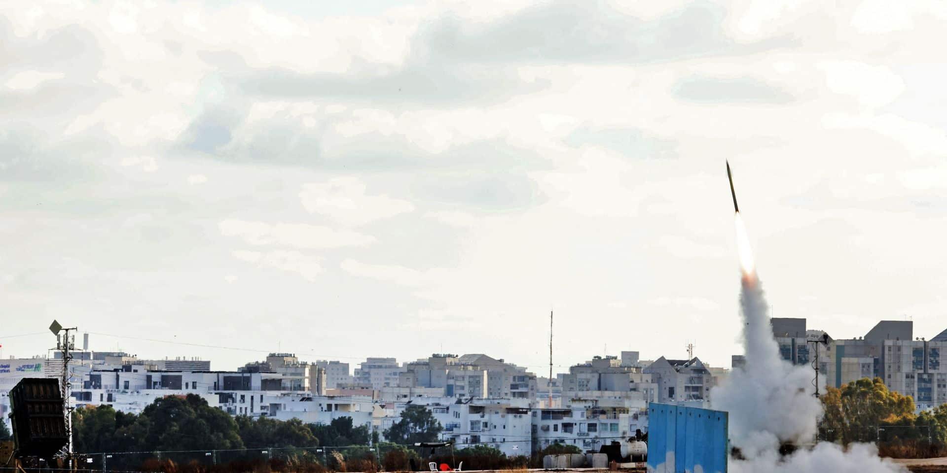 Une semaine après le début du conflit, aucune trêve en vue du côté de Gaza