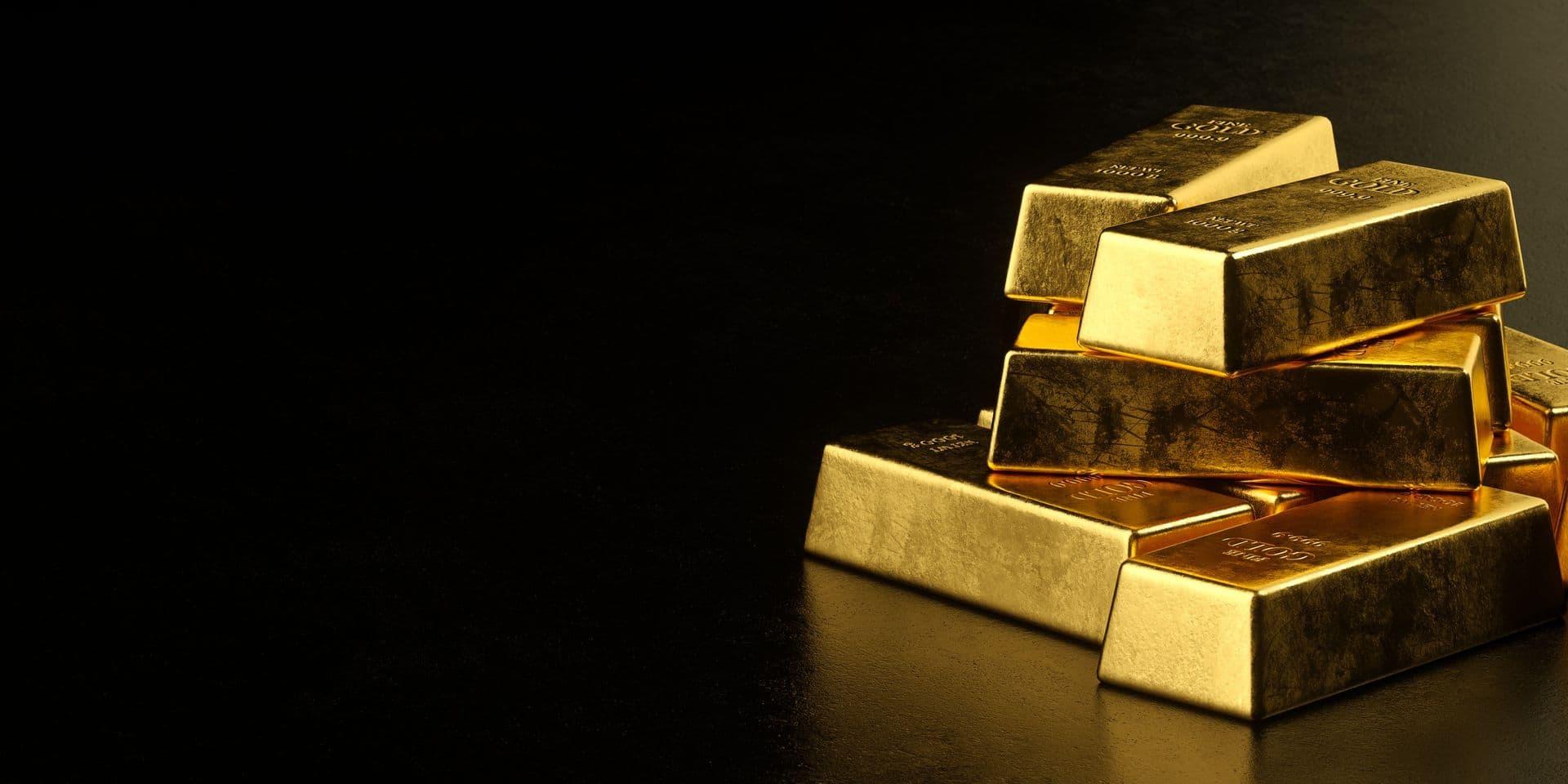 La demande mondiale d'or recule de 23 %