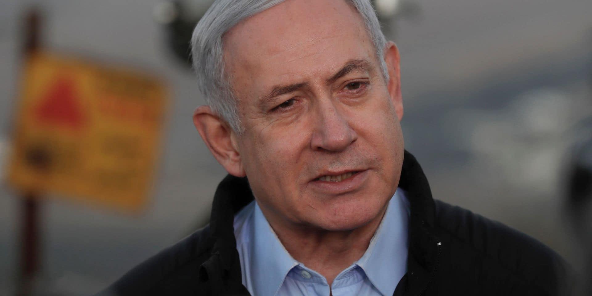 Israël: malgré son inculpation, Netanyahu peut rester en poste dans un gouvernement de transition