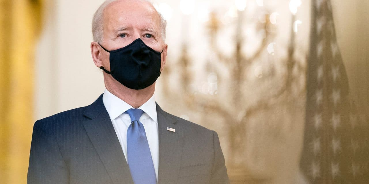 Joe Biden avance et impose son style, sans tweets rageurs - lalibre.be