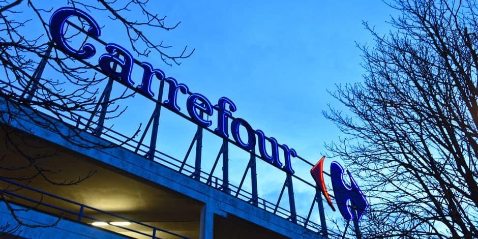 Carrefour: un pas a été franchi vers la prépension à 56 ans - La Libre