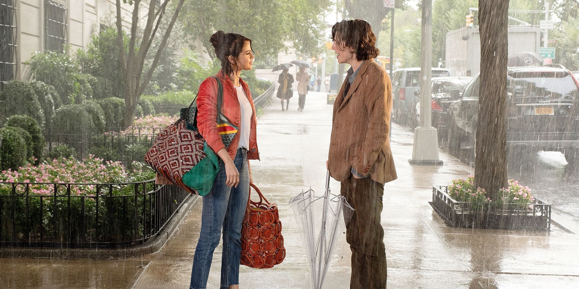 """""""Un jour de pluie à New York"""", la quintessence de l'art de Woody Allen"""