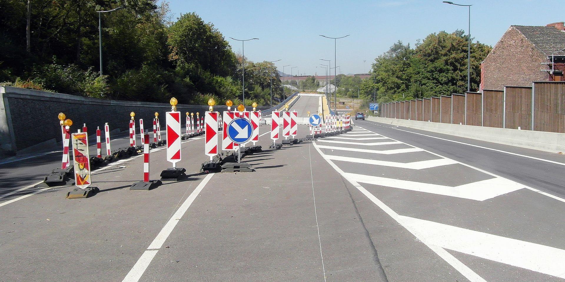 Châtelet: la construction du pont vers le R3 encore bloquée