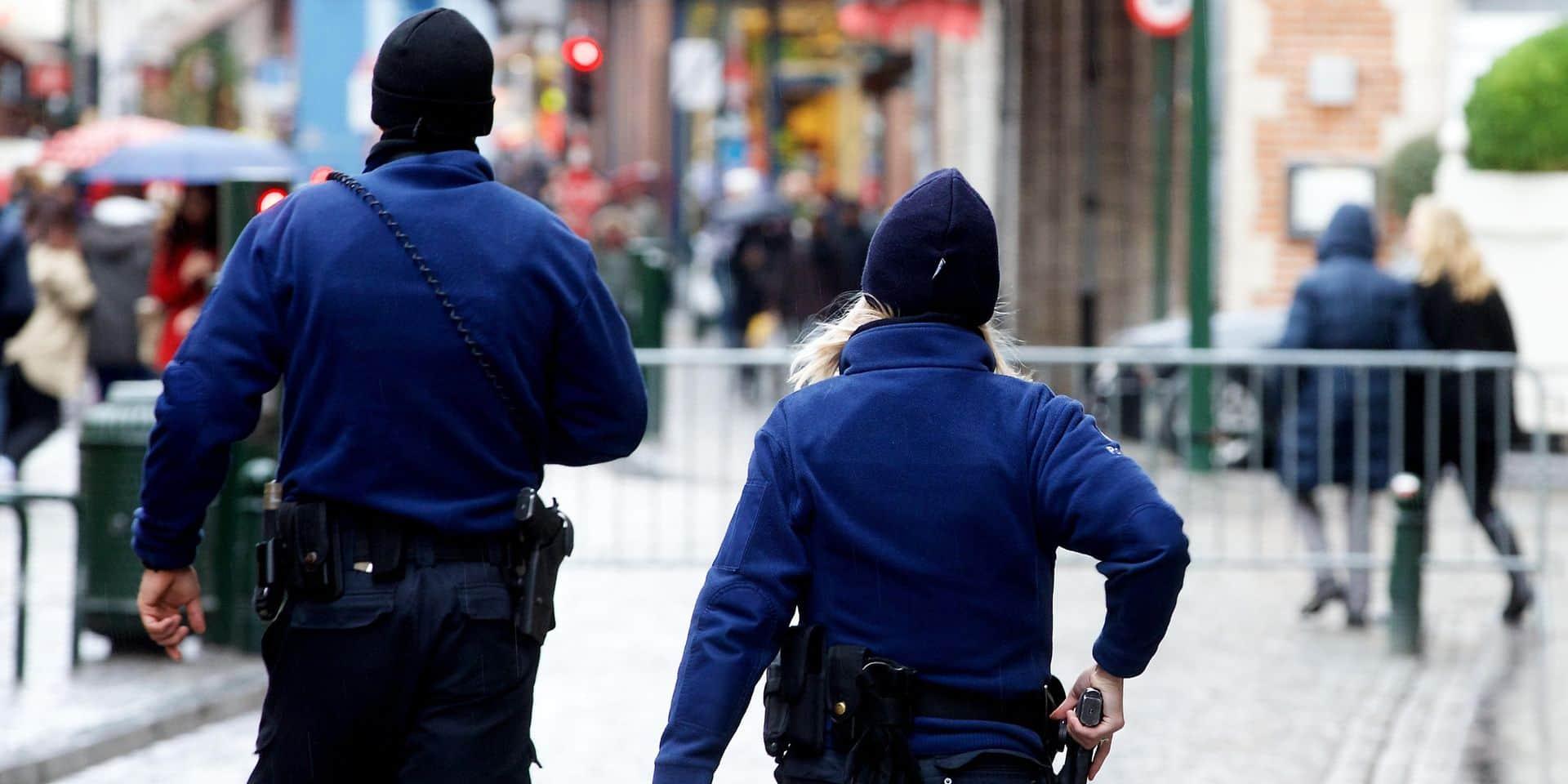 """Le nombre des violences sur les policiers reste stable: """"Ces faits sont davantage poursuivis"""""""