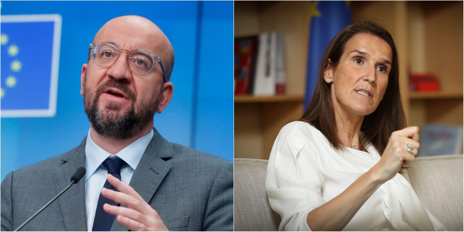 Sophie Wilmès, Charles Michel et la communauté internationale condamnent le coup d'Etat en Birmanie
