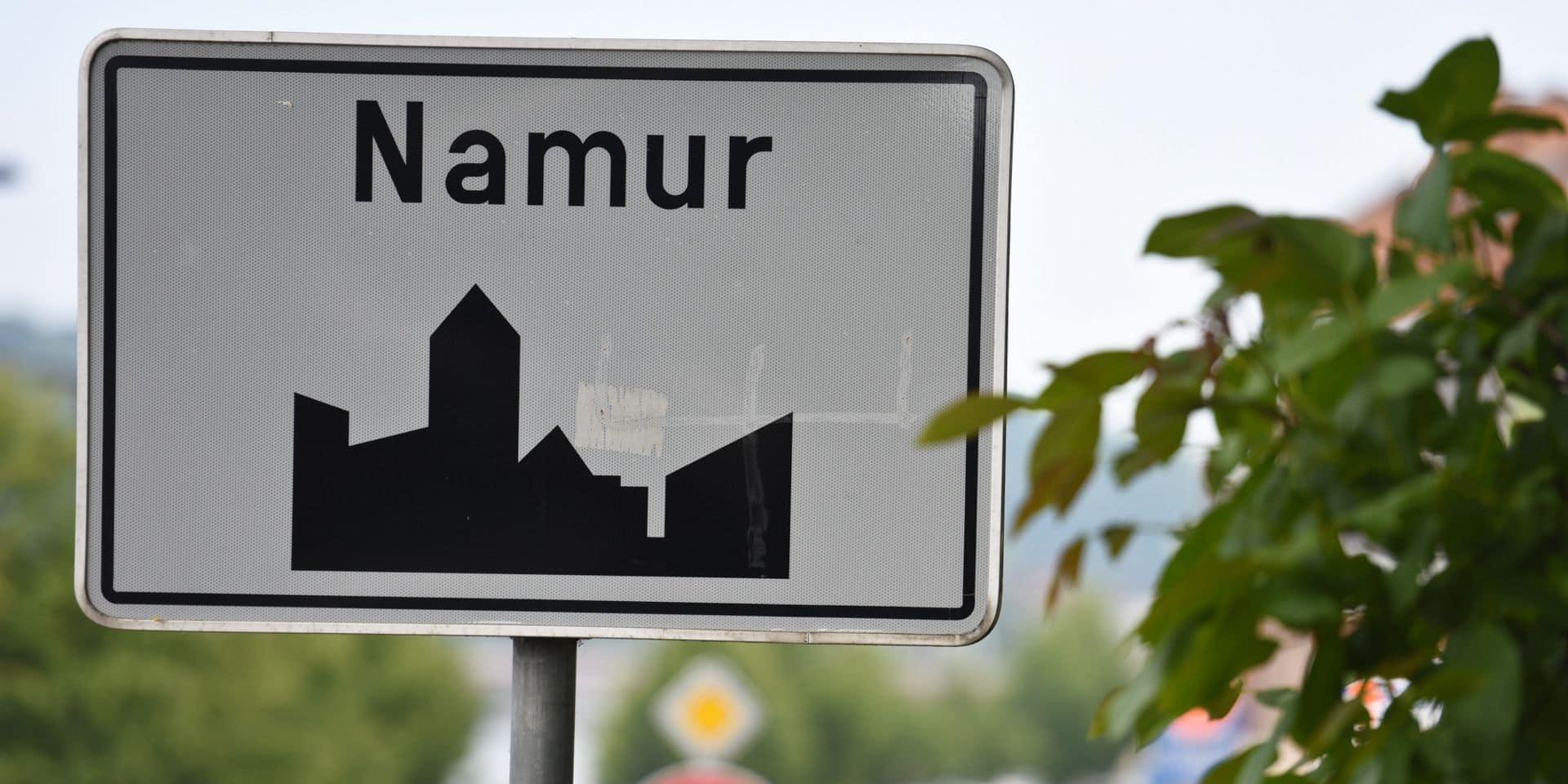 """Namur """"en état d'urgence climatique et écologique"""""""